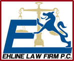 Ehline Law Firm Personal Injury Attorneys APLC Logo